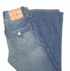 True Religion Mens World Tour Billy Jeans 32×31